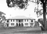 Picture relating to Deakin - titled 'Prime Ministers Lodge, Adelaide Avenue, Deakin.'