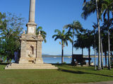 Picture relating to Cooktown - titled 'Captain Cook Monument, Cooktown'