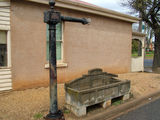 Picture relating to St Arnaud - titled 'St Arnaud Fire Standpipe'