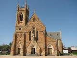 Picture relating to Wagga Wagga - titled 'St Michaels Cathedral Wagga Wagga'