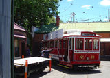 Picture relating to Bendigo - titled 'Bendigo Tram Museum'