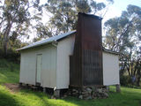 Picture relating to Stokes Hut - titled 'Stokes Hut'