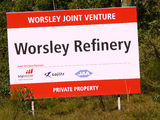 Picture relating to Worsley Alumina Refinery - titled 'Worsley Alumina Refinery'