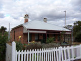 Picture relating to Cranbrook - titled 'Cranbrook Station Masters House'