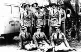 Picture relating to Stanthorpe - titled 'Ladies of the Volunteer Aid Detachment, Stanthorpe, 1940'
