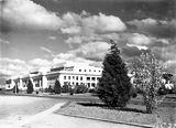 Picture of / about 'Parliament House' the Australian Capital Territory - Old Parliament House from North West