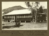 Picture relating to Mount Isa - titled 'Guest house at the Mount Isa Mines, 1932'