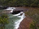 Picture relating to Fruit Bat Falls - titled 'Fruit Bat Falls'