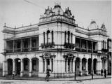 Picture relating to Fortitude Valley - titled 'Post Office Building at Fortitude Valley, Brisbane, Queensland, 1909'