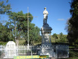 Picture relating to Cooyar - titled 'Cooyar - War memorial'