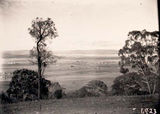 Picture relating to Kingston - titled 'View from Red Hill across Manuka and Kingston to Duntroon'