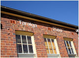 Picture relating to Taralga - titled 'Taralga Village - old post office'