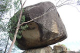 Picture relating to Warialda - titled 'Granite Tor, Cranky Rock Nature Reserve'