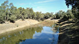 Picture relating to Wilcannia - titled 'Wilcannia - Darling River'
