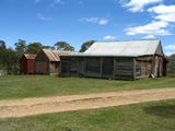 Picture relating to Currango Hut - titled 'Currango Hut  (homestead )'