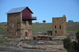 Picture relating to Burra - titled 'Burra Historic Mine Site Enginehouse Museum'