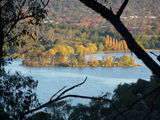 Picture relating to Lake Burley Griffin - titled 'Spinnaker Island'