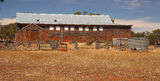 Picture relating to Arthur River - titled 'Old Community Shearing Shed, Arthur River WA'