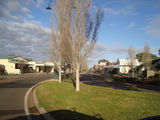 Picture relating to Hillston - titled 'Main Street Hillston NSW'