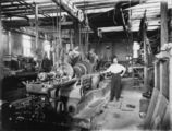 Picture of / about 'Brisbane' Queensland - Workers at the Electric Light Co., Brisbane, ca. 1910