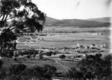 Picture relating to Forrest - titled 'View from Red Hill over Forrest to Mount Ainslie'