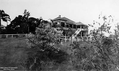 Picture of / about 'Yeronga' Queensland - Residence known as 'Noomarva', Yeronga, Brisbane, Queensland