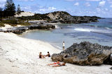Picture relating to Rottnest Island - titled 'Rottnest Island WA 1967'