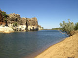Picture of / about 'Geikie Gorge' Western Australia - Geikie Gorge