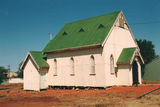 Meekatharra St Oswalds Anglican Church. 1909.