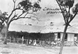 Picture relating to Chillagoe - titled 'Chillagoe hospital, ca. 1906'