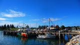 Picture relating to Bermagui - titled 'Bermagui Wharf'