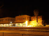 Picture relating to Werris Creek - titled 'Werris Creek station at night (5)'