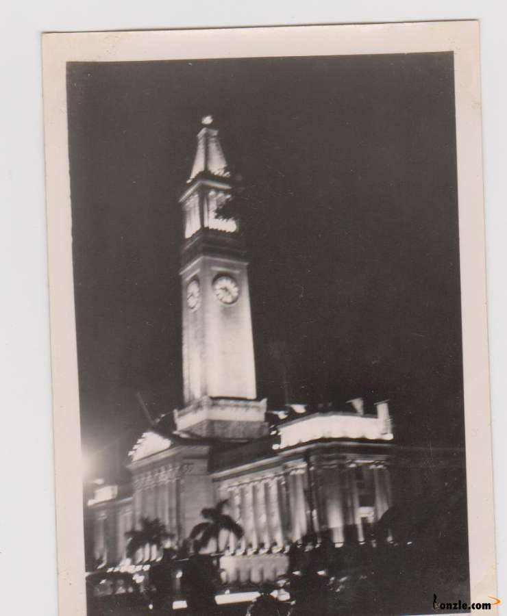 Picture of / about 'Brisbane' Queensland - Brisbane City Hall