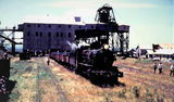Picture relating to Wonthaggi Mine - titled 'A last train of coal from Kirrak mine Wonthaggi 1968'