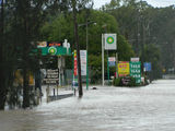 Picture of / about 'Nanango' Queensland - Nanango in Flood 2013