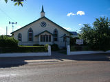 Picture relating to Longreach - titled 'Longreach Uniting Church'