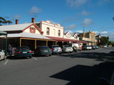 Picture relating to Strathalbyn - titled 'Strathalbyn High Street / Main Street'