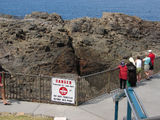 Picture relating to Kiama Blowhole - titled 'Kiama Blowhole 1'