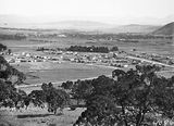 Picture relating to Reid - titled 'Reid from Mt Ainslie'