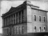 Picture relating to Brisbane - titled 'Old Queensland Museum, William Street, Brisbane, Queensland, ca. 1885'