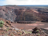 Picture of / about 'Iron Knob' South Australia - Iron Knob, Pit