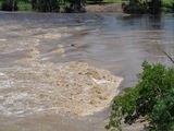 Picture relating to Mundubbera - titled 'Mundubbera Burnett River'