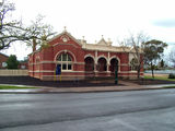 Picture relating to St Arnaud - titled 'St Arnaud Shire Hall'