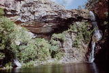 Picture of / about 'Tjaynera (Sandy Creek) Falls' the Northern Territory - Tjaynera (Sandy Creek) Falls