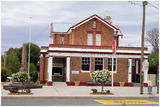 Picture of / about 'Gunning' New South Wales - Post Office at Gunning, NSW