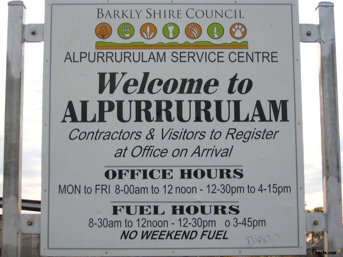 Picture of / about 'Alpurrurulam' the Northern Territory - Alpurrurulam