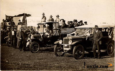 Picture of / about 'New South Wales' New South Wales - New South Wales 1918