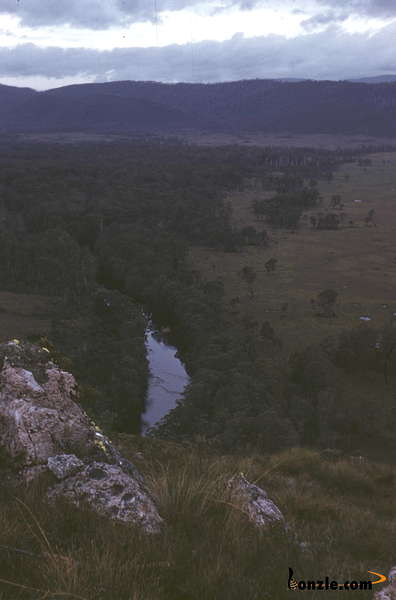 Picture of / about 'Gordon Gorge' Tasmania - Gordon River near Gorge