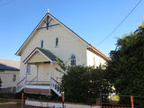 Picture relating to Boonah - titled 'Boonah - old Methodist Church'