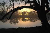 Picture of / about 'Kyabra Waterhole' Queensland - Kyabra Waterhole